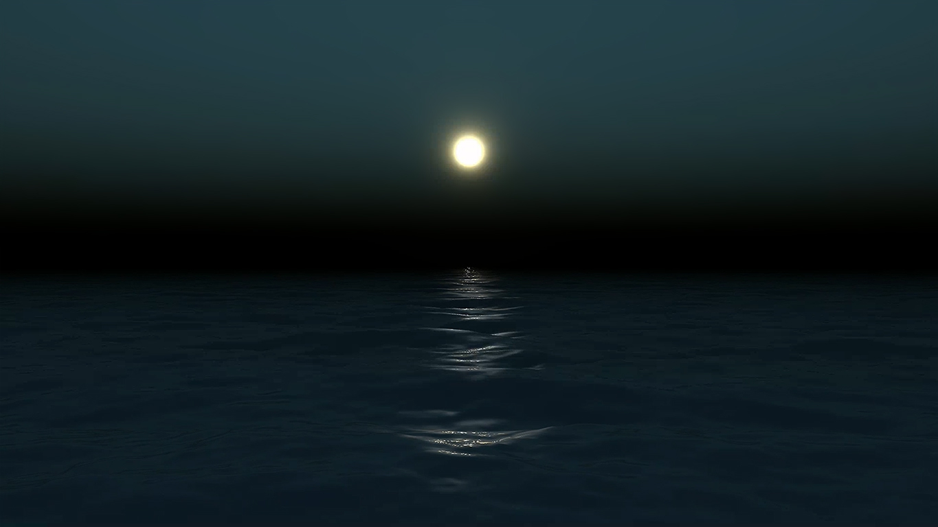 Dark Sea ( DeskScapes )