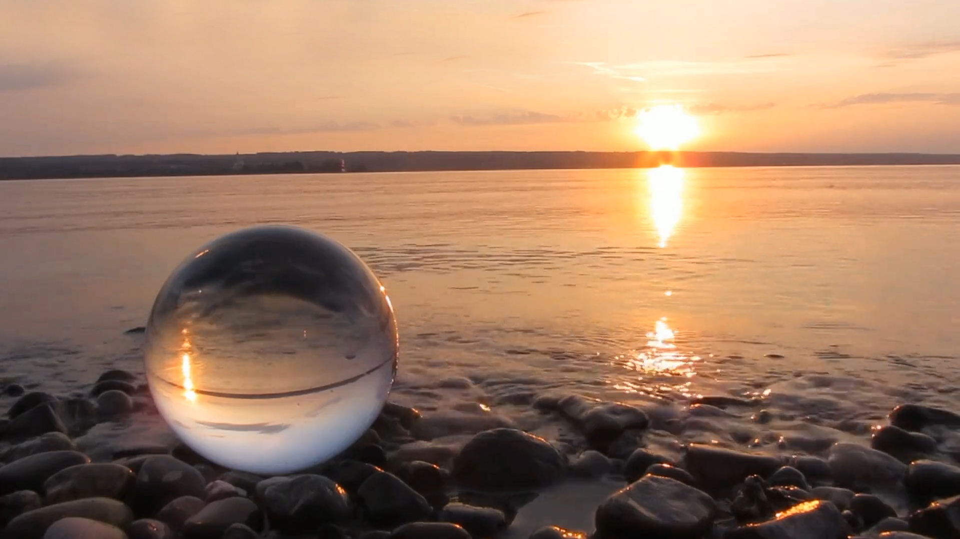 Glass Ball ( DeskScapes )
