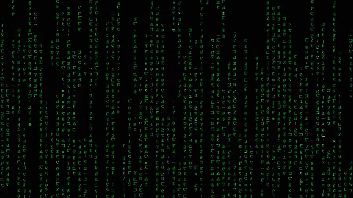 MATRIX ( Screensaver )