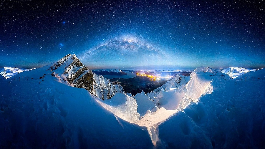 Amazing View ( DeskScapes )