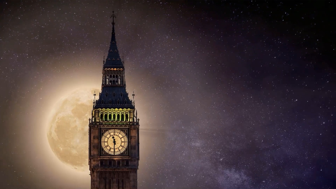 Big Ben ( DeskScapes )