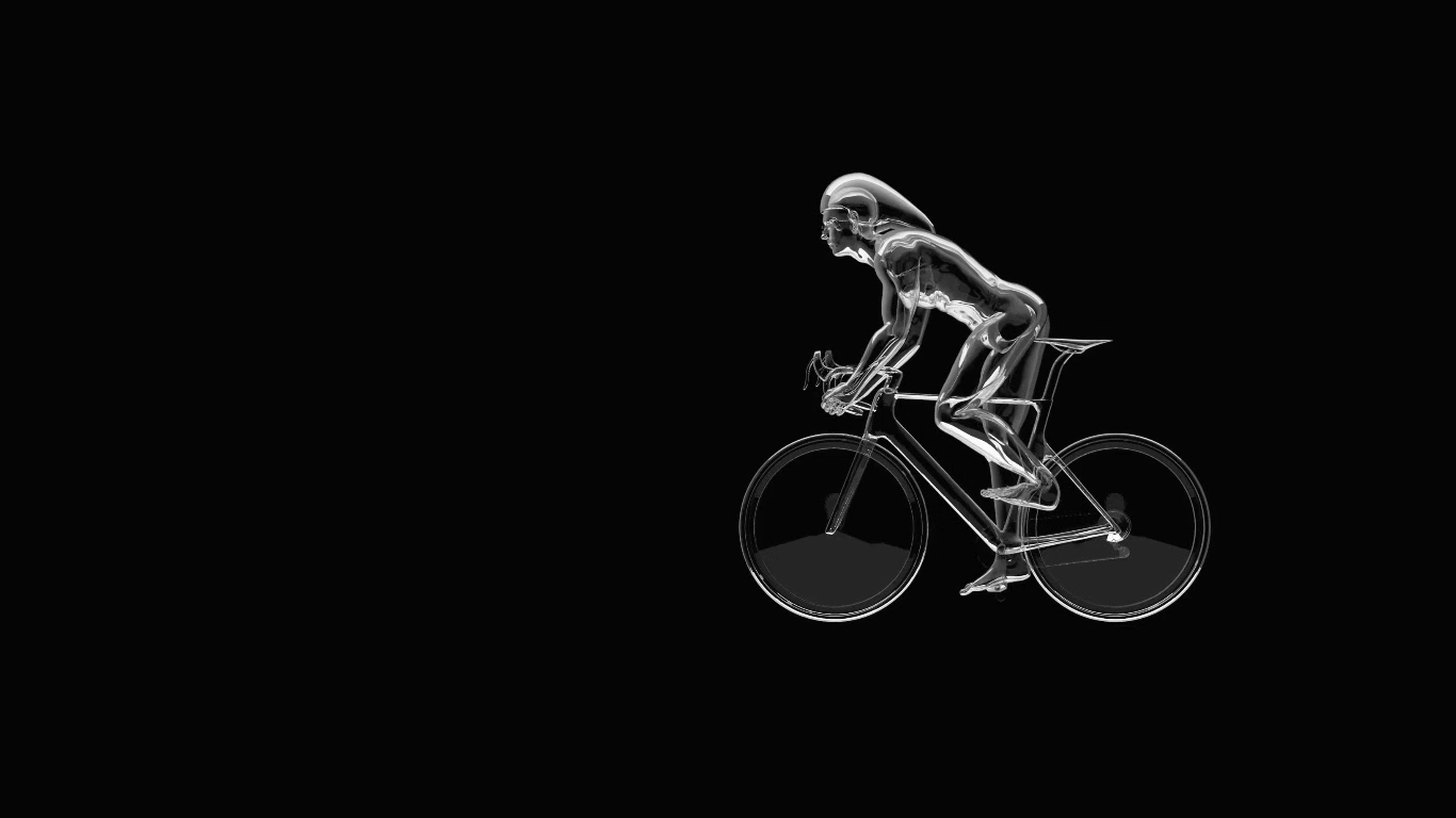 RACING BIKE ( DeskScapes )