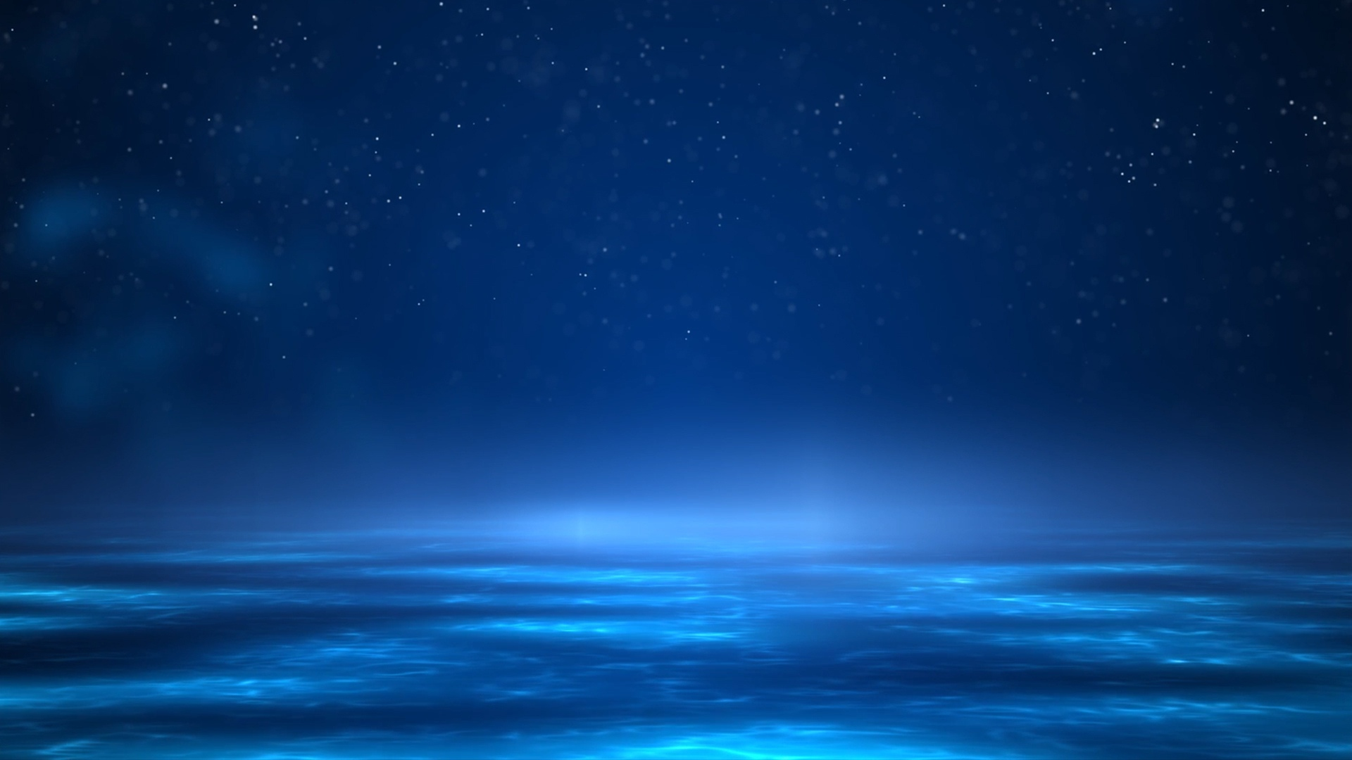 BLUE SEA ( RainWallpaper )