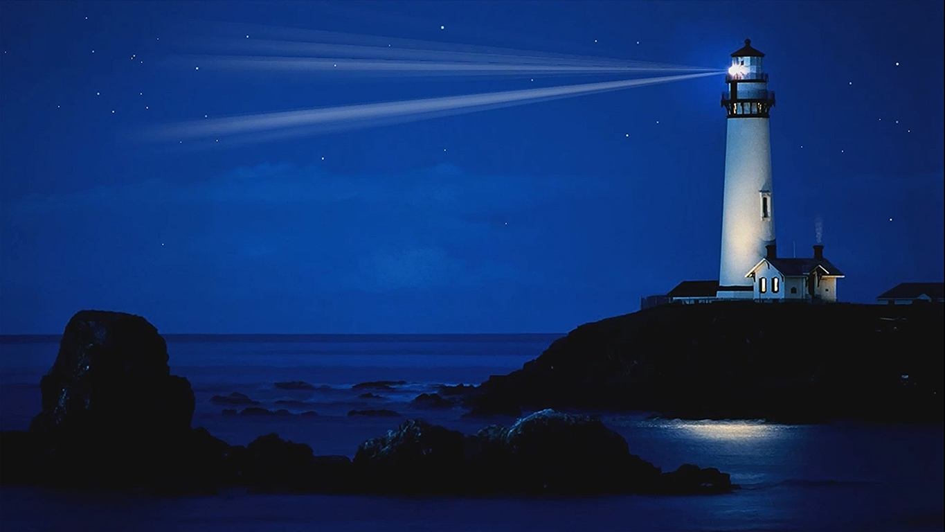 Lighthouse ( RainWallpaper )